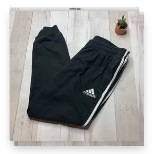 adidas | striped joggers